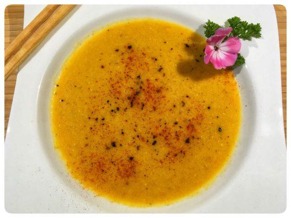 Linsen Suppe - Sinn Gemüse