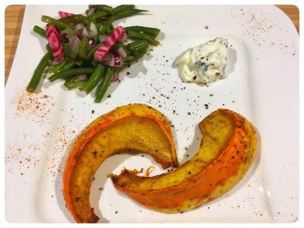 Honig Kürbis Rezept- Sinn Gemüse